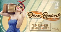 Disco Revival im Privileg@Club Privileg