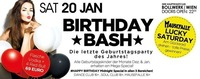 Birthday BASH!@Bollwerk