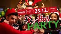 Fabrics X-MAS Party!@Fabrics - Musicclub
