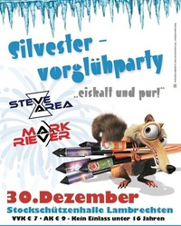 Silvester-Vorglühparty 2017@Stockschützenhalle
