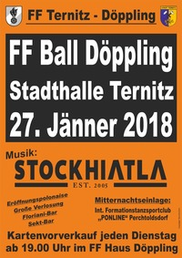 Feuerwehrball der ff Ternitz Döppling@thomas101