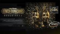 Gunz For Hire - empire St. Martin - Armed & Dangerous World Tour@Empire St. Martin