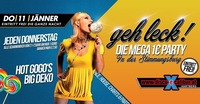 GEH LECK! Die Mega 1€ Party - Jeden Donnerstag@Excalibur