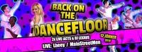 Back on the Dancefloor Live: Lheey & MainStreetMen@Weberknecht