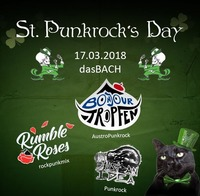St. Punkrock's Day@dasBACH