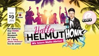 Hallo Helmut - Malleparty mit Honk! live@Evers