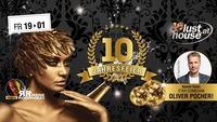 10 Jahre Lusthouse mit Oliver Pocher & Rene Rodrigezz@Lusthouse