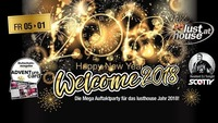 Welcome 2018@Lusthouse