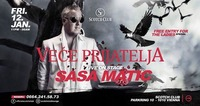 SASA MATIC x 12JAN18 x LIVE@Scotch Club