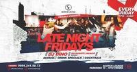 Late Night Friday's x Every Friday x 05/01/18@Scotch Club