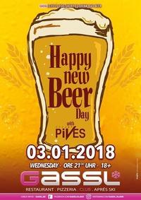 Happy New Beer Day@Gassl