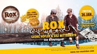 Rox Unplugged Winter Session@Rox Musicbar Linz
