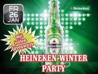 Heineken Winter Party@Partymaus Wörgl