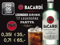 Bacardi Party@Partymaus Wörgl