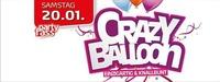 Crazy Ballon Clubbing@Partyfass