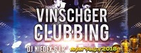 Vinschger Clubbing | the first Party of 2018@Disco Fix