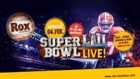 Super Bowl LII live@Rox Musicbar Linz