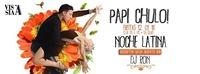 PAPI CHULO x RON & SQIZ@Vis A Vis
