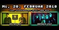 Astro Kit & Broken Ego -Live im Loop-@Loop