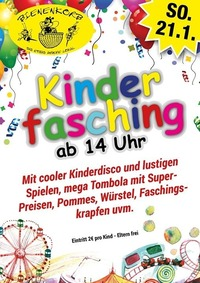 Kinderfasching@Bienenkorb Schärding