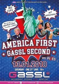 America First- GASSL Second@Gassl