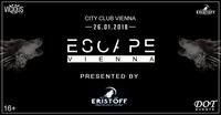 ESCAPE VIENNA | 26.01.18 | City Club | 16+@Club Nautica