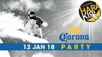 Corona Party@Harakiri Bar