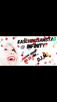 Faschingsamstag @ Infinity@Infinity Club Bar