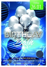 Birthday Bash@Mondsee Alm