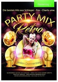 Party Mix Retro@Mondsee Alm