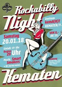 Rockabilly Night@Zentrum kem.A[r]t