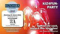 Kiz4fun - die Kizomba Party der Stadt - Kizomba in Salzburg@Vis A Vis