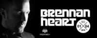Bollwerk pres. - The Hardstyle Legend Brennan Heart