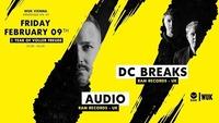 Voller Freude pres.: Audio & DC Breaks [Ram Records]@WUK