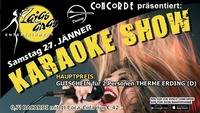 KARAOKE SHOW@Discothek Concorde