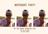 Mopedbart Party@Smaragd
