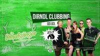 Dirndl Clubbing - die Draufgänger live@Forsteralm