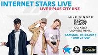 Internet Stars Live | Mike Singer, Bars & Melody und viele mehr@Plus City