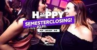Das große #HAPPY Semesterclosing!@Platzhirsch