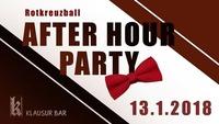 After Hour Party - Rotkreuzball@Klausur Bar
