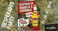 Desperados Rubbel Party