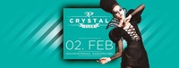 CRYSTAL CLUB mit Flip Capella