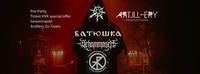 Warmup Party: Batushka/Schammasch/Trepaneringsritualen@Abyss Bar