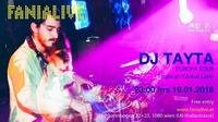 DJ TAYTA Europa Tour//Tropical-beats//Global Latin@Fania Live
