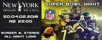 Super Bowl Night@New York