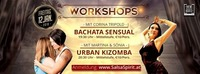 Salsa Deluxe Party; Pre-Party Workshops@Eventhouse Freilassing