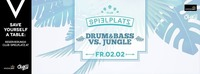Drum&Bass vs. Jungle //Winter Edition@Club Spielplatz