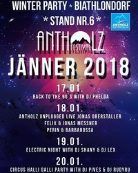 Antholz Festival ★ Biathlondorf 2018@Biathlondorf 2018