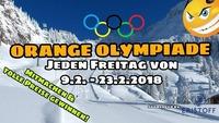 Die Orange Olympiade@Orange Bar
