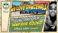 WAH GWAAN Saturdays w/ Innfaya Sound & Three Lake Sound@SUB